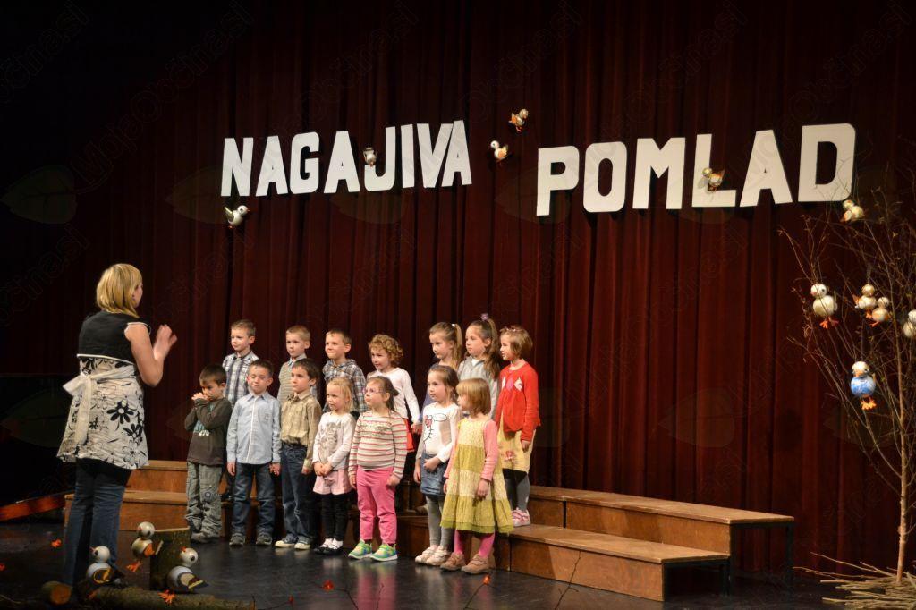 Pevski zbor župnijskega vrtca