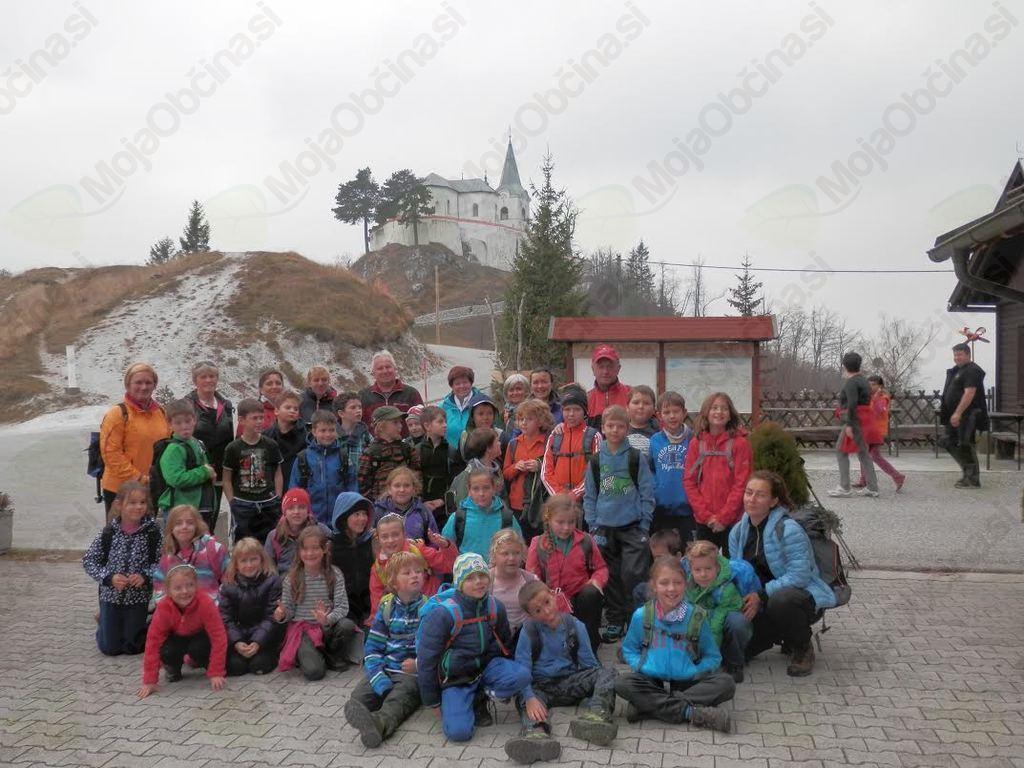 Planinci na Zasavski Sveti gori