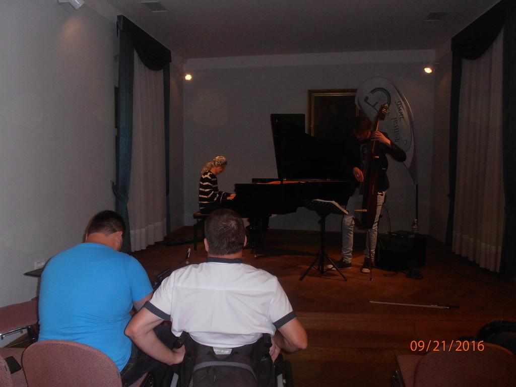 koncert - Zoran ŠKRINJAR