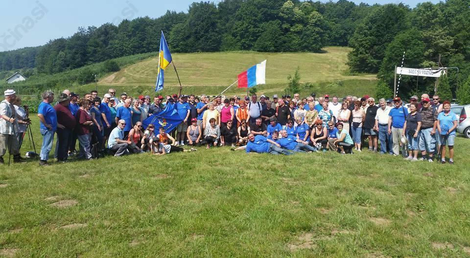 Tradicionalni pohod Turističnega društva občine Duplek