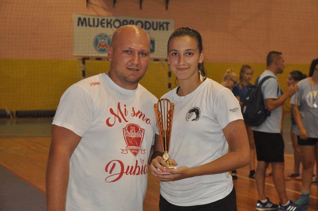 Rokometni turnir v bosanski Dubici