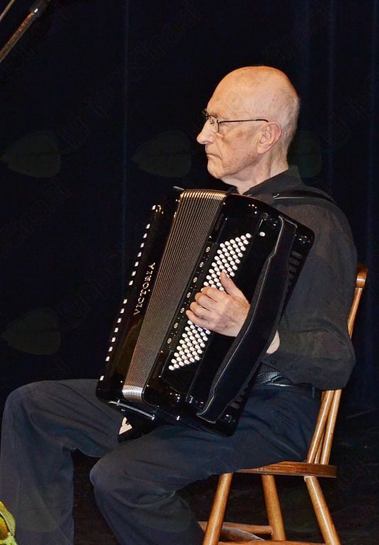 Slišati je bilo tudi Povžarsko himno Kirnovega Jankota, ki jo je iz harmonike izvabil po 70 letih,  njegov učenec do leta 1942, vrhničan Anton Stanovnik.