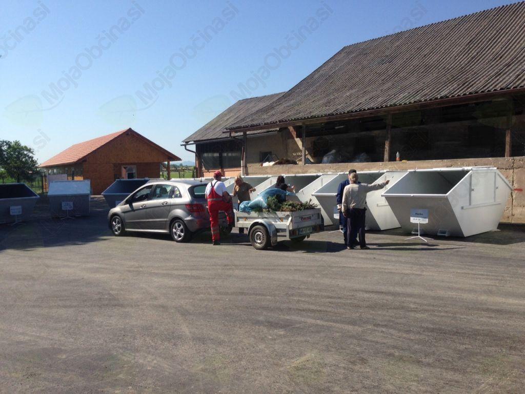 Zbirni center Duplek upravlja Čisto mesto Ptuj