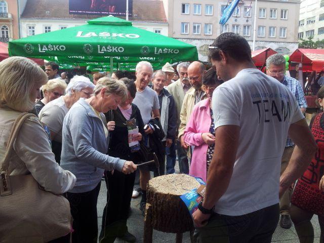 13. in 14. maja se je Koroška regija predstavila na 20. Dnevih slovenskega turizma v Zagrebu