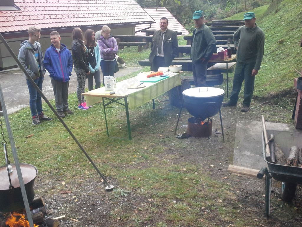 Lovski tabor Lovske zveze Maribor