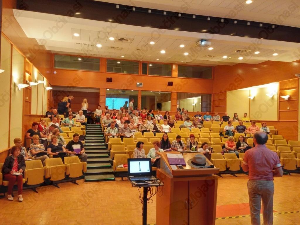 Usposabljanje invalidov za aktivno življenje in delo v Zdravilišču Radenci