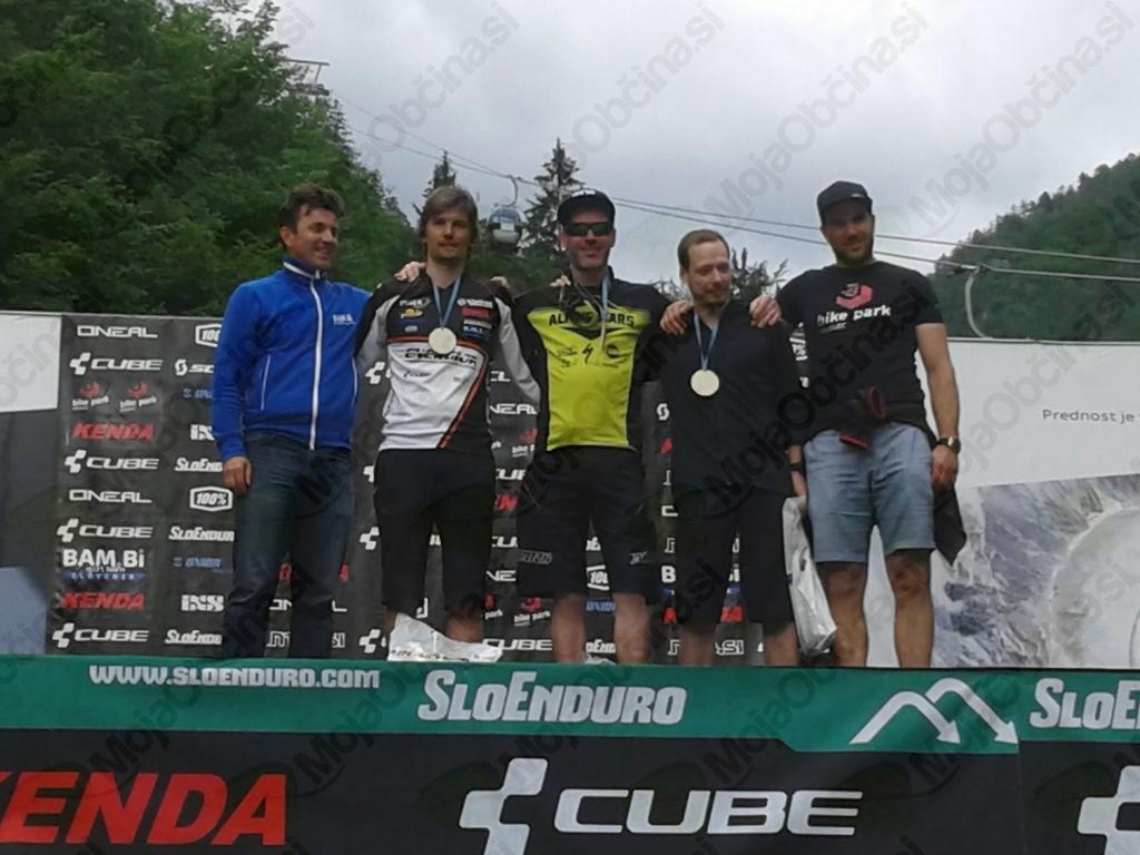Gorsko kolesarska dirka na Krvavcu