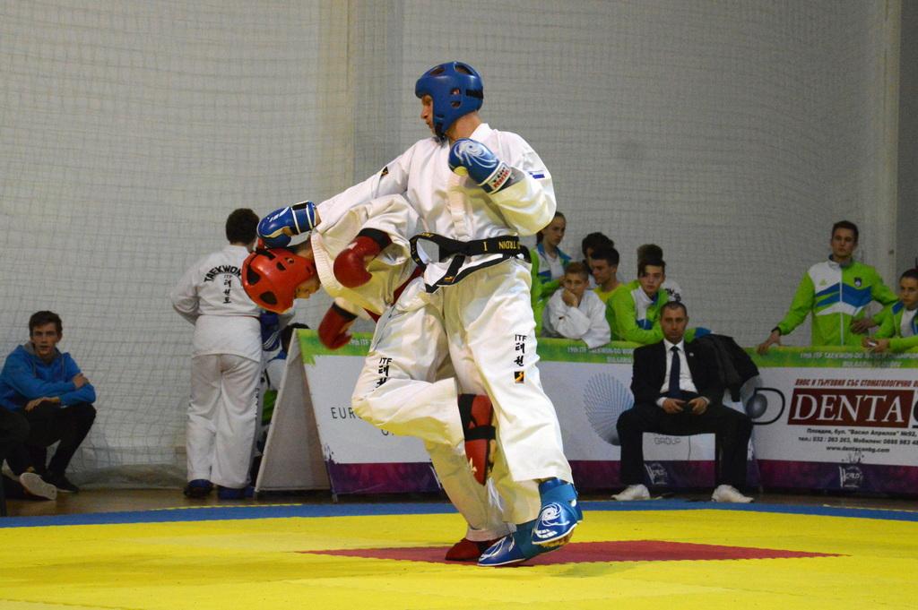 D. Trdin (borbe ml. mladinci -57 kg)