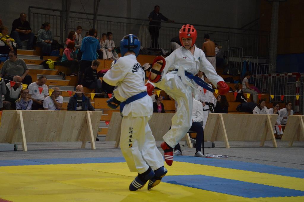 D. Novak - individualne borbe