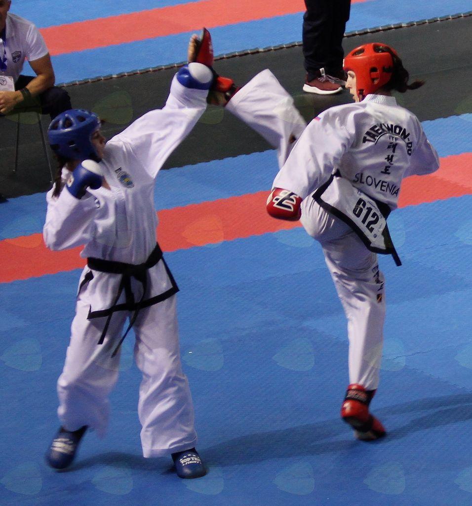 Ljubljanski taekwondoisti prinesli štiri odličja z Evropskega prvenstva 2018