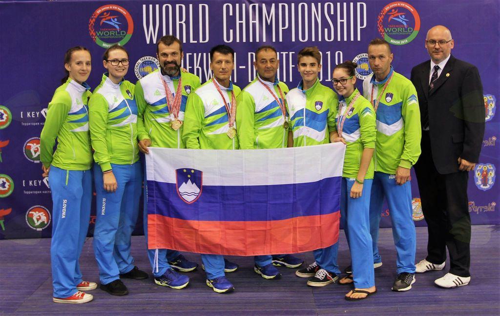 Slovenia team