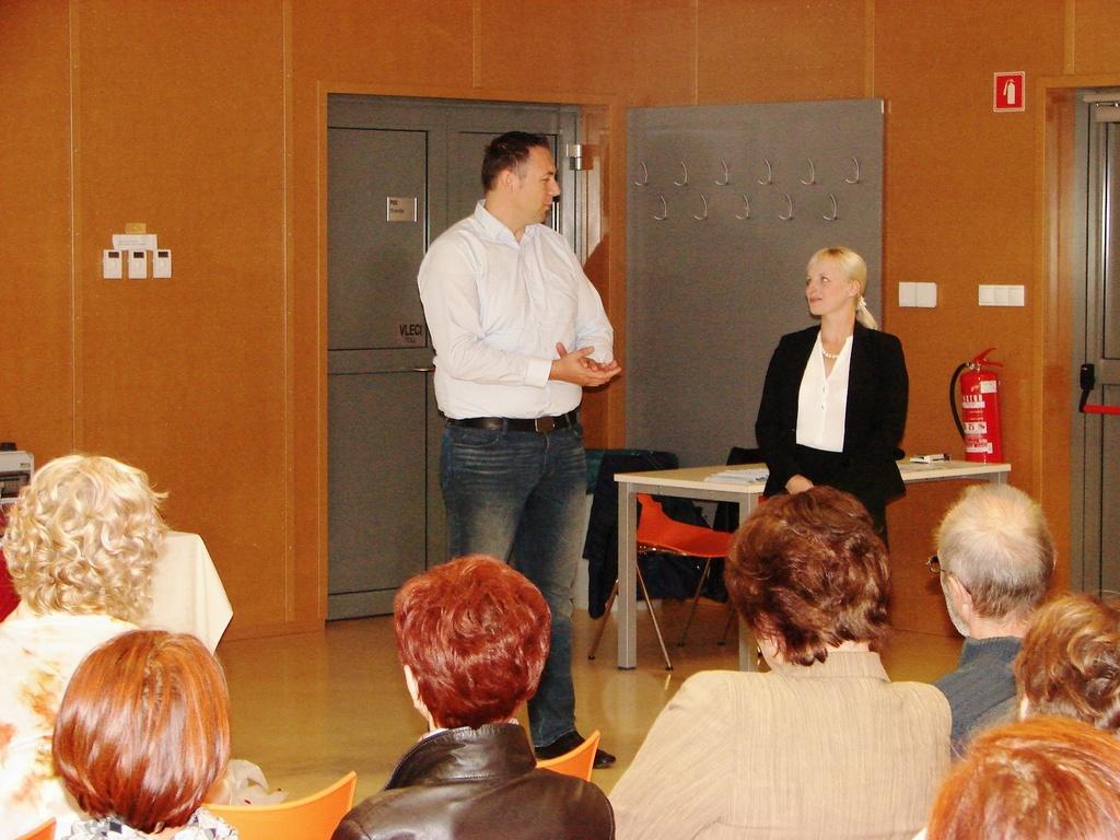 Otvoritev študijskega leta U3ŽO MOCIS Slovenj Gradec