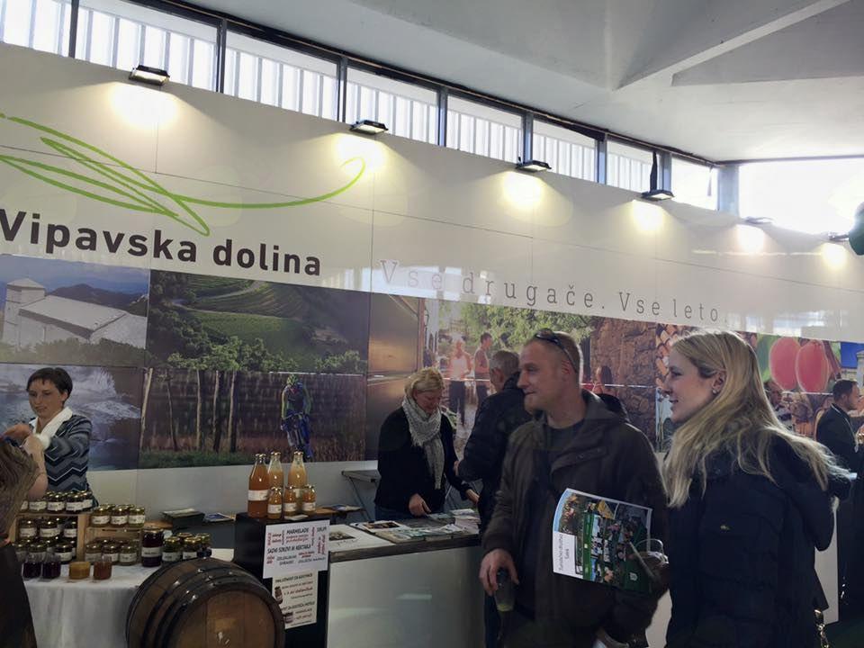Vipavska dolina se bo predstavila na sejmu Natour Alpe-Adria v Ljubljani