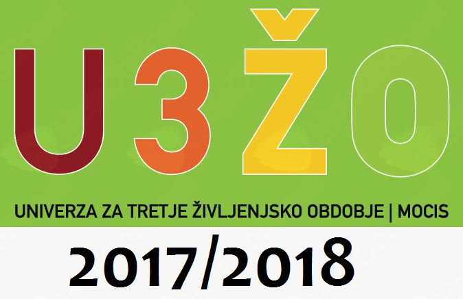 U3ŽO Otvoritev novega študijskega leta 2017/2018