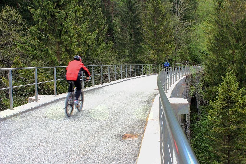 TORKOVA PREDAVANJA U3ŽO: »ŠTREKNA« Nekoč železna cesta, danes kolesarska steza