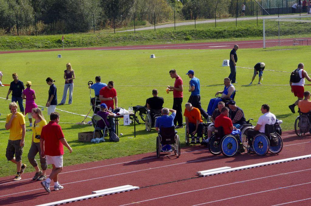 Državno prvenstvo v atletiki za paraplegike