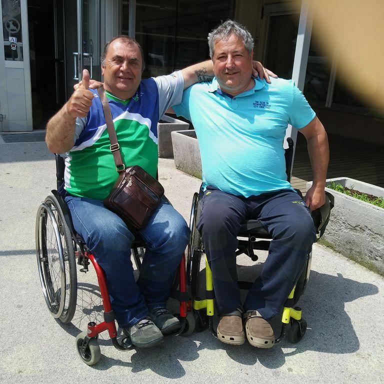 Srečko in Igor