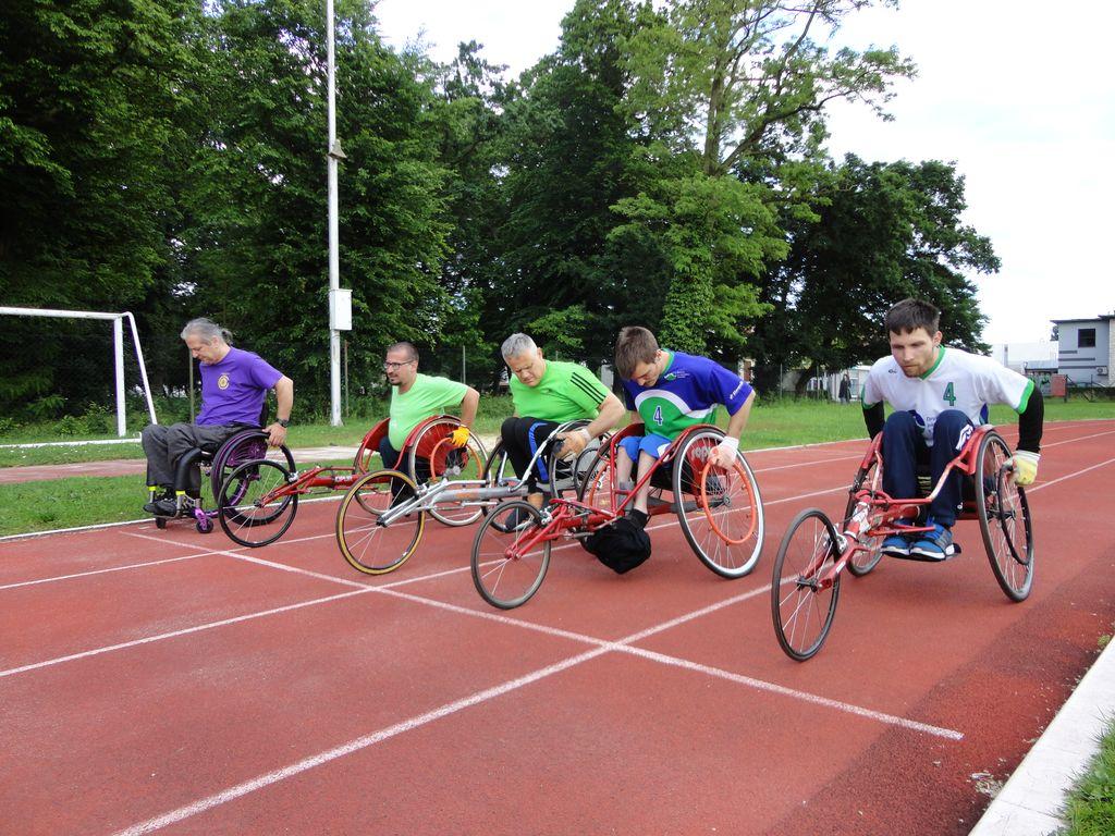 Zmaga za atletsko ekipo Društva paraplegikov Koroške