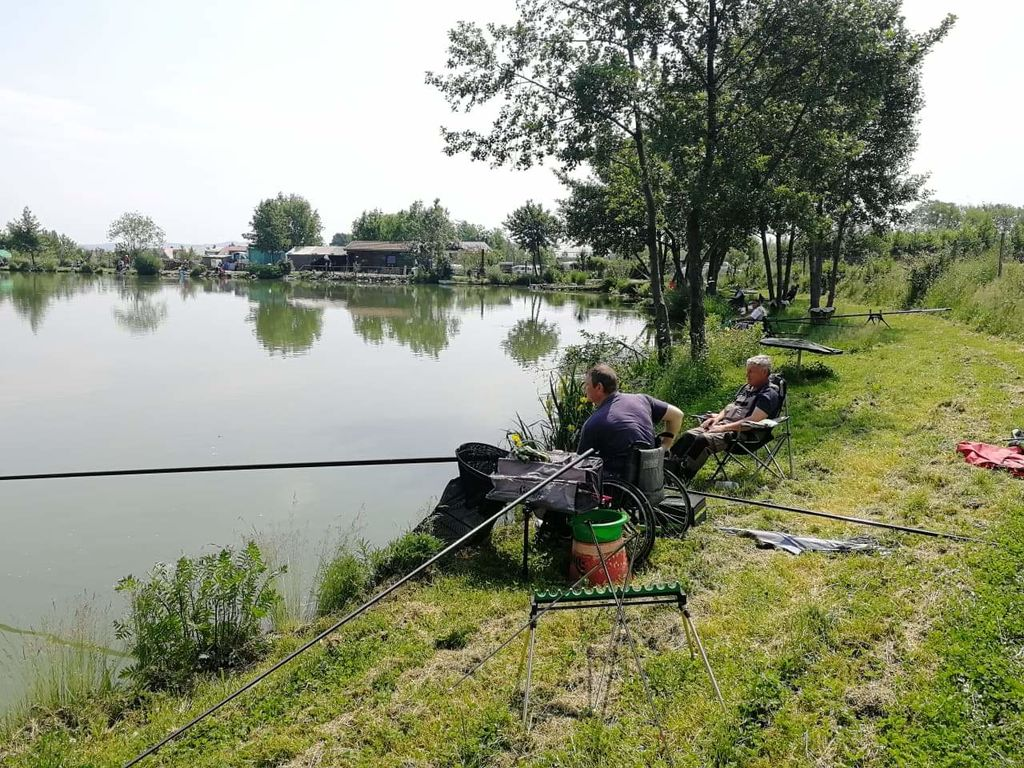 Ribiči na »svoji« tekmi tretji