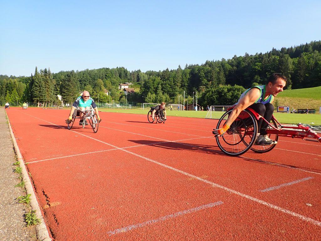 Damjan Hovnik - odličnim rezultati na 100m