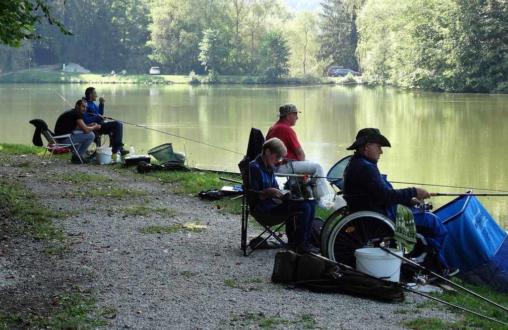Odlični uspeh koroškega paraplegika