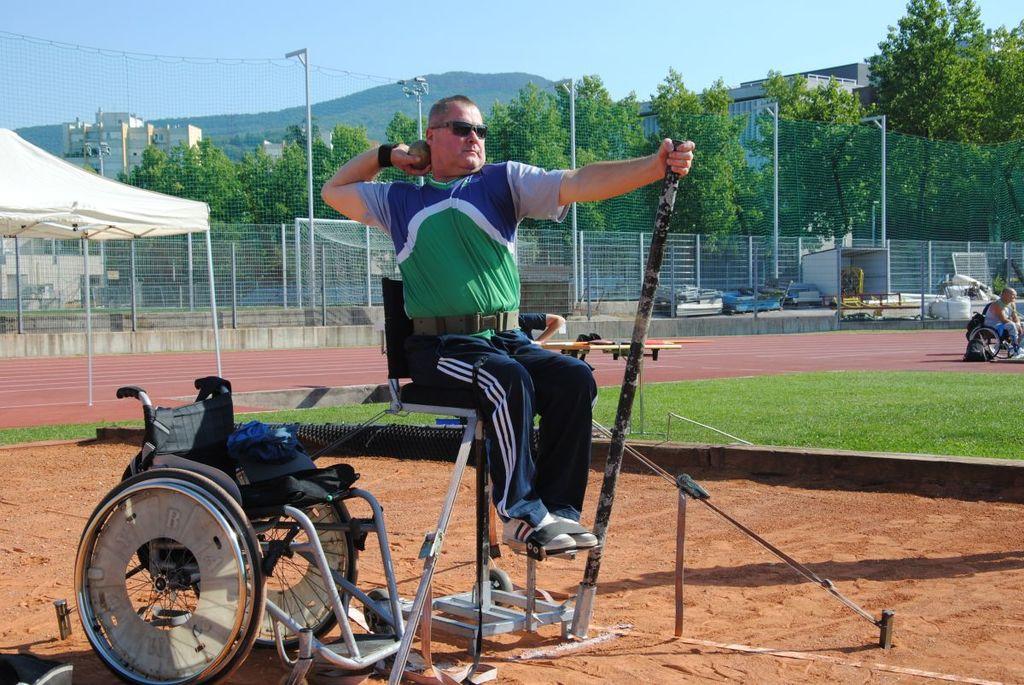 Uspešen zaključek atletske sezone za koroške paraplegike