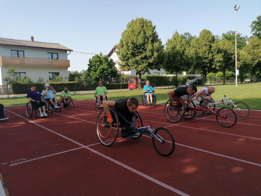 Damjan Hovnik - odličen rezultat na 100m