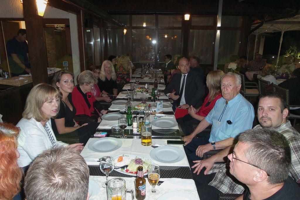 Na večerji s Slovenčicami