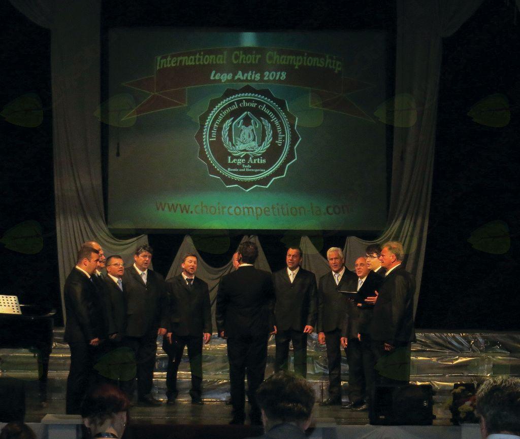 Chorus'97 nastop na Lege Artis v Tuzli