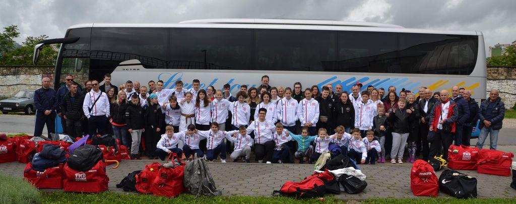 TKF Slovenija osvojila MOSTAR CUP 2019