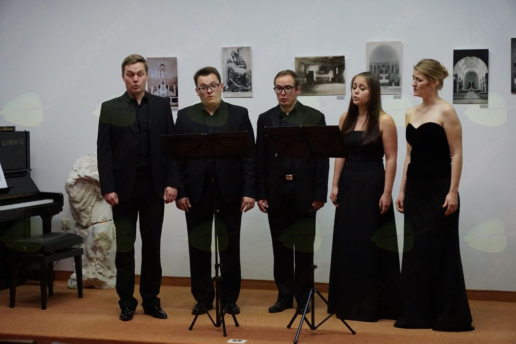 Koncert glasbene skupine Ridiamo