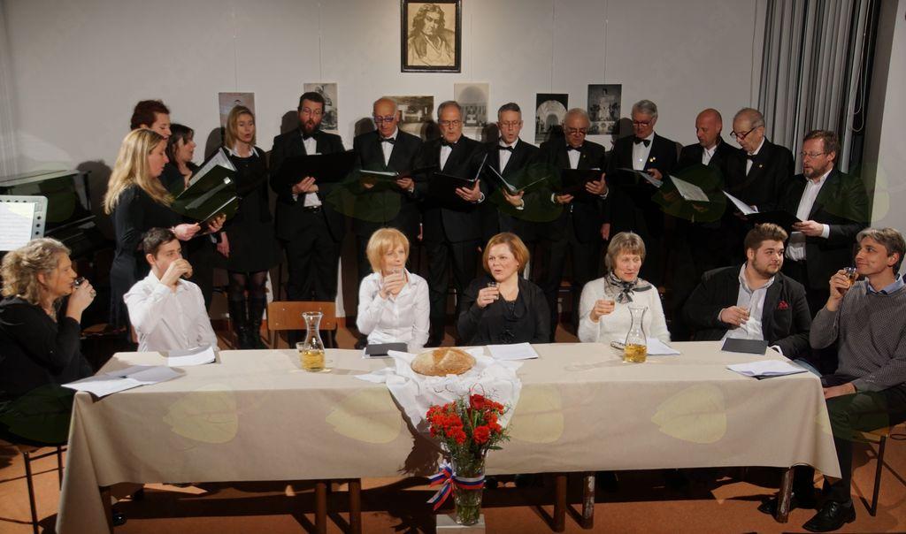 Prireditev ob slovenskem kulturnem prazniku Dober dan, slovenska beseda
