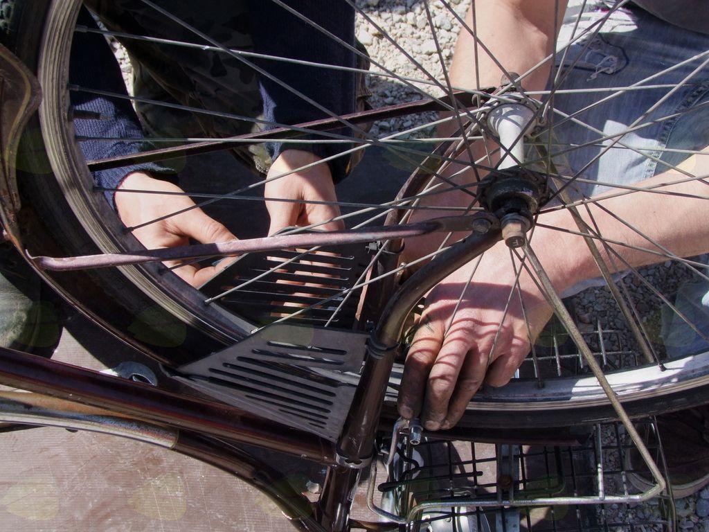 Popravljalnica koles