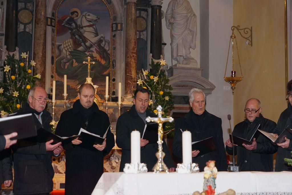 Božič z Vokalno skupino Chorus '97
