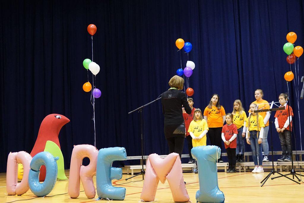 Otroški pevski zbor KRAS Opatje selo