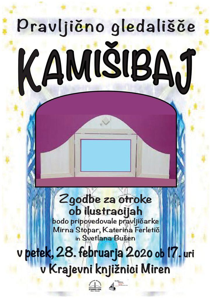 Pravljično gledališče KAMIŠIBAJ