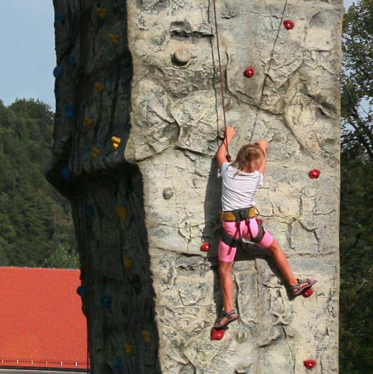 2. Polhkov vikend v znamenju plezanja