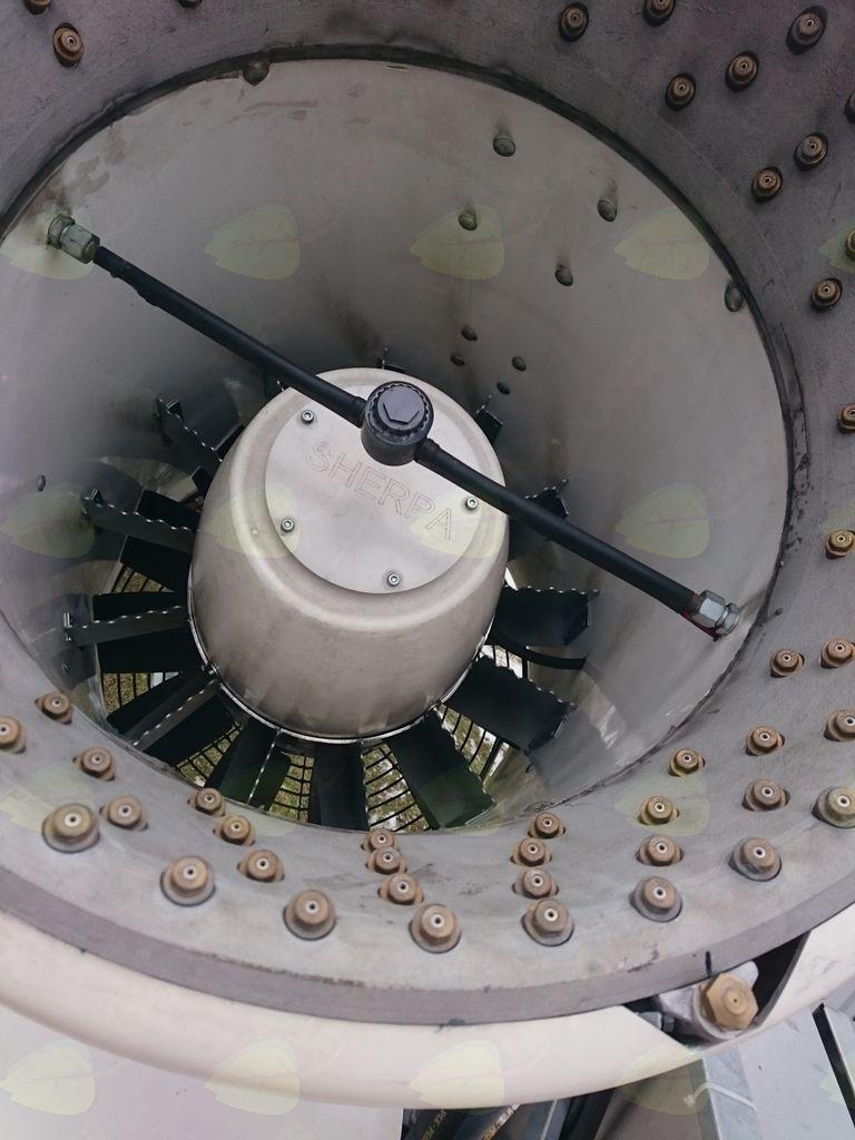 Z dodatno opremo, vetrnico iz ogljikovih vlaken je novi top tišji in učinkovitejši.