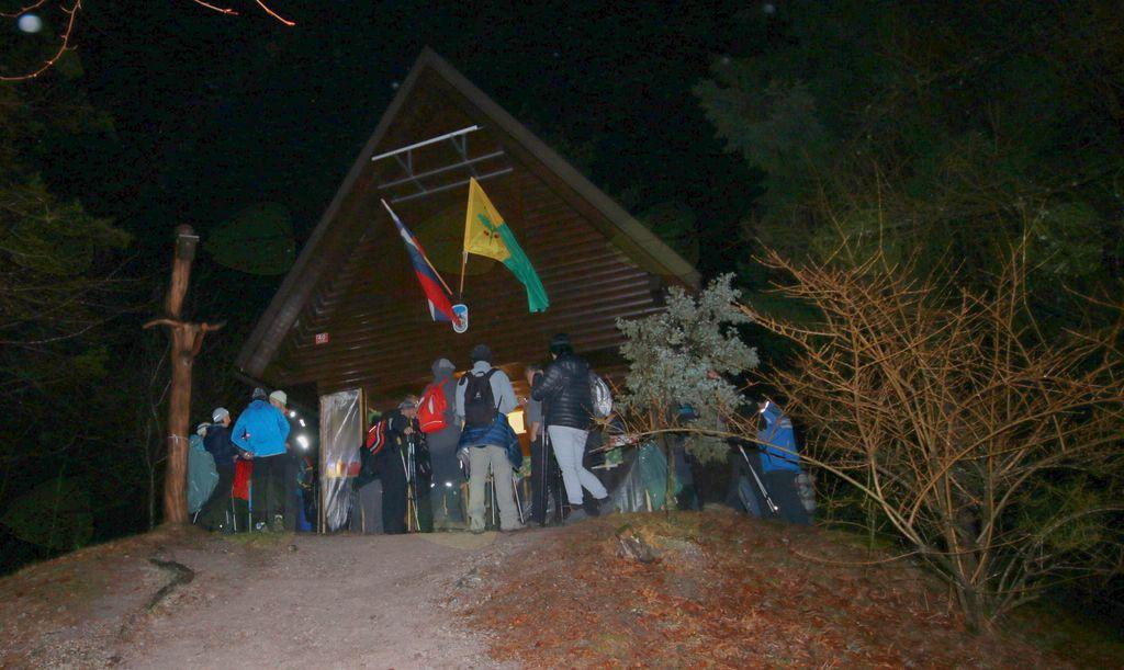 27. nočni pohod na Grmado