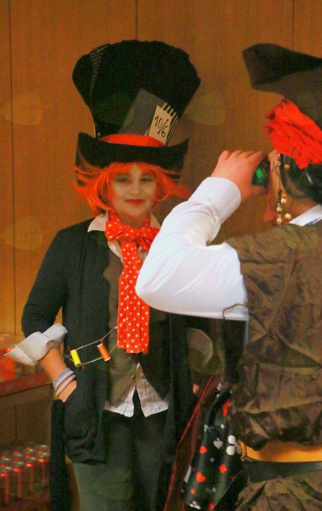Pustno rajanje – najboljše maske obiskali organi reda!