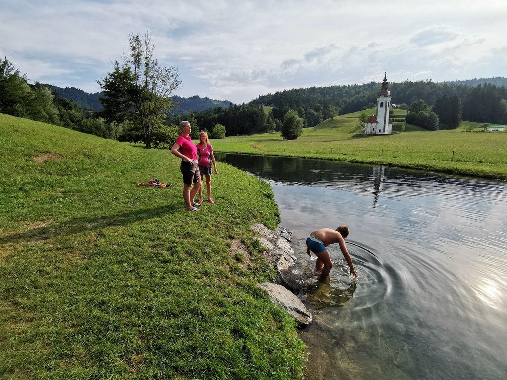 Prejeli smo: priložnost za kopališče v naši občini