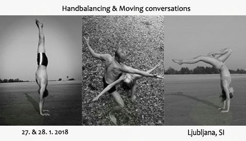 Handbalancing & Moving conversations