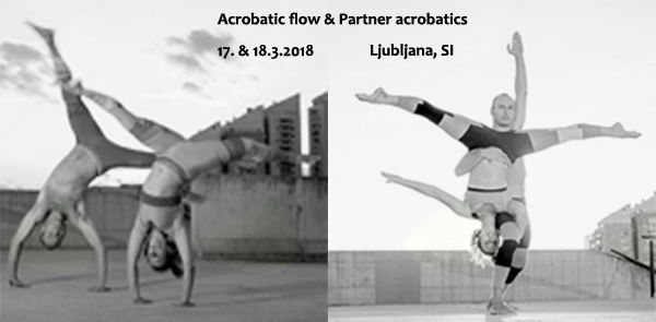Acrobatic flow & partner acrobatics