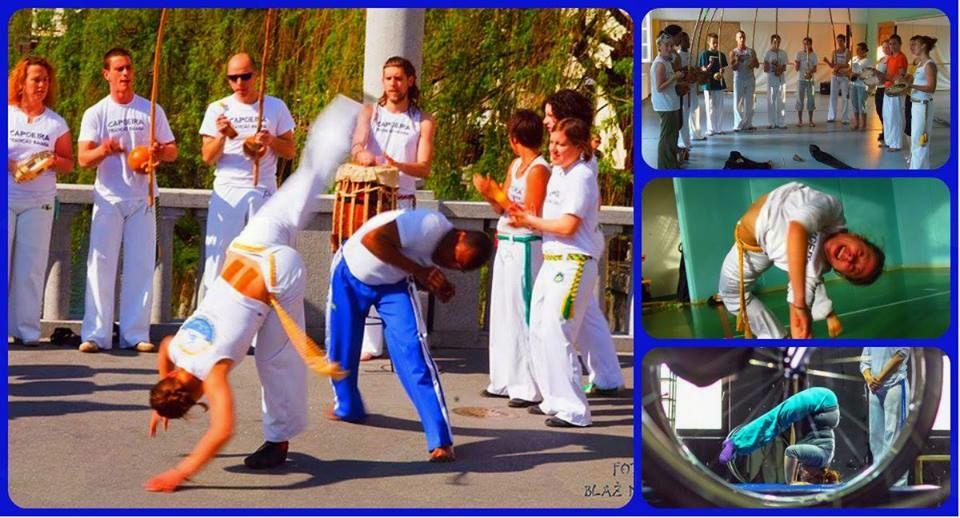 Začetni tečaj Capoeire