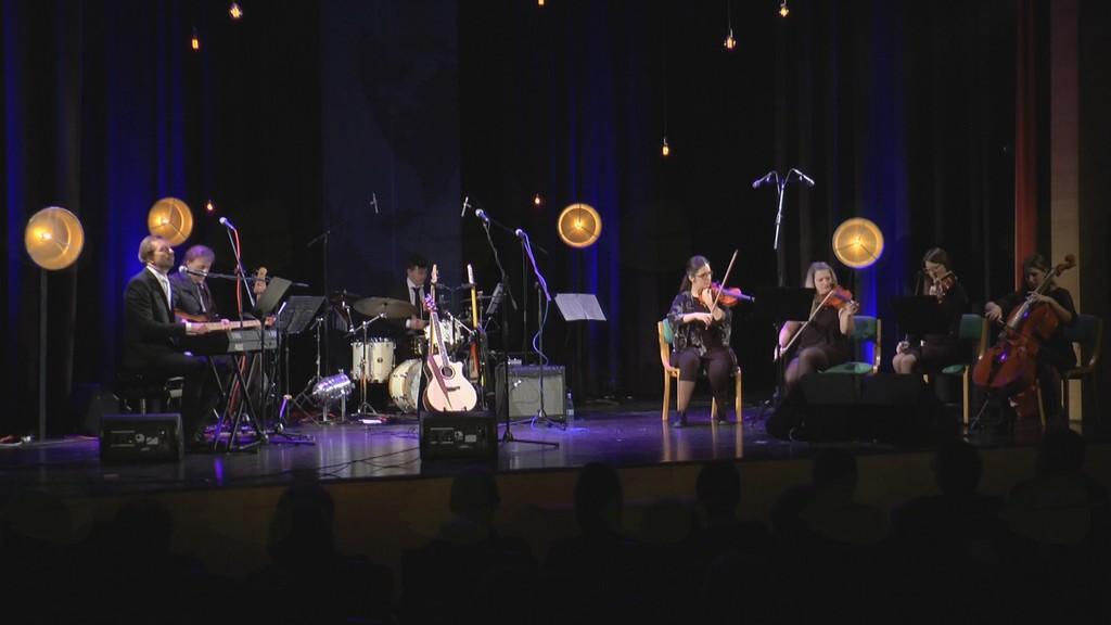 Koncert Gregorčiču v spomin