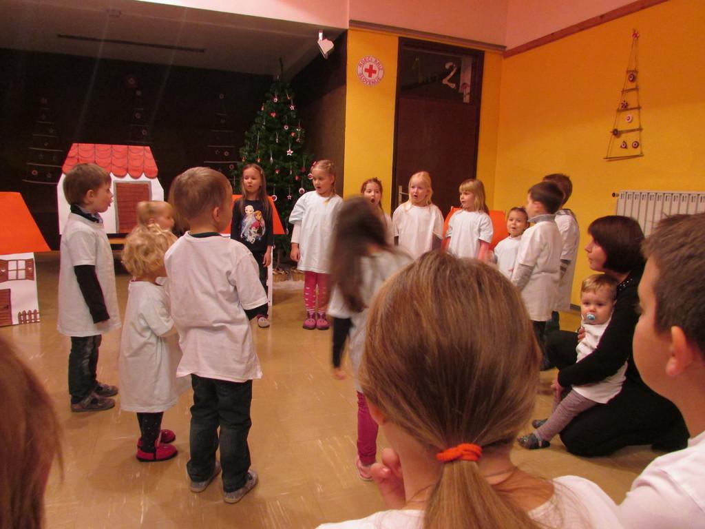 V soboto, 17. decembra 2016, je v Breginju potekala tradicionalna prireditev