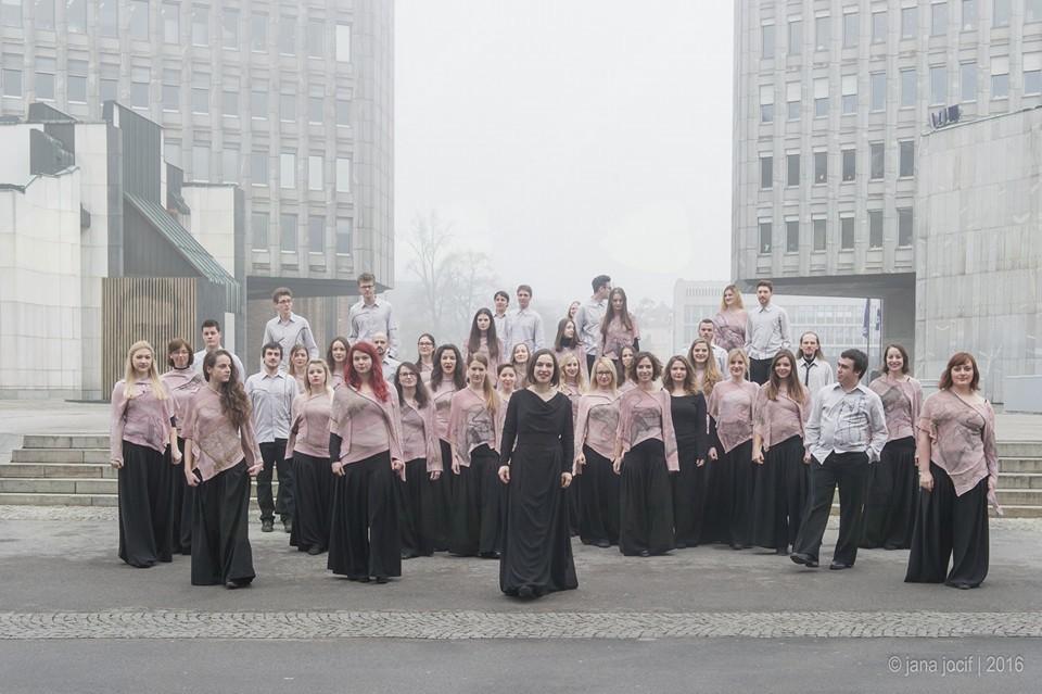 Koncert Akademskega pevskega zbora Tone Tomšič Univerze v Ljubljani