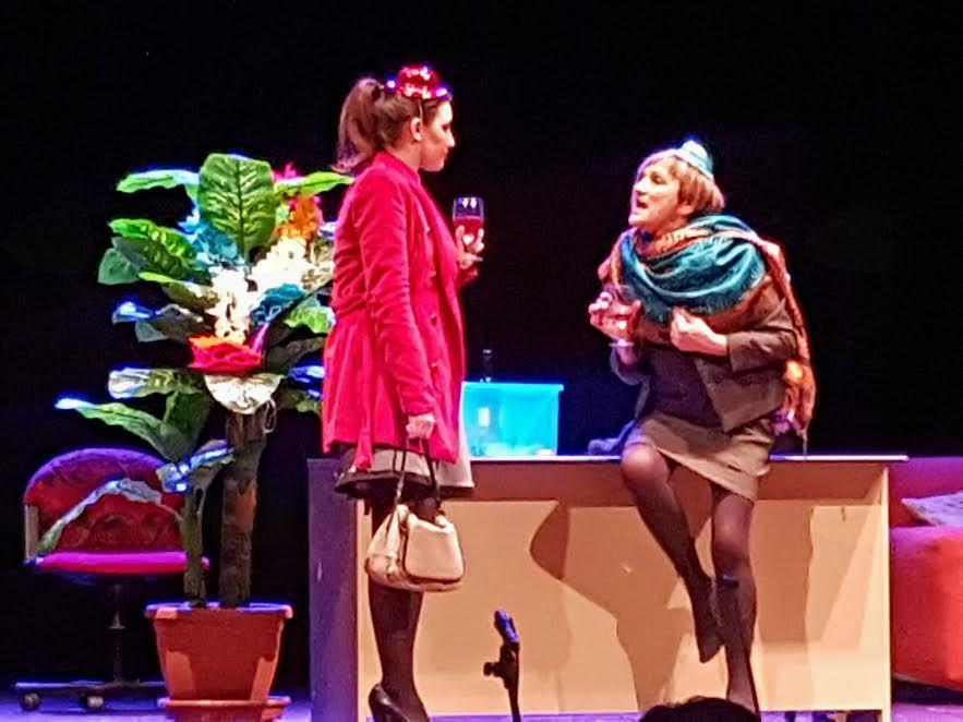 "Gledališka predstava ""Ključ, ključ"" v izvedbi Beneškega gledališča"