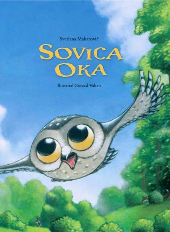 Otroška predstava SOVICA OKA v izvedbi Gledališke skupine Vrtinec