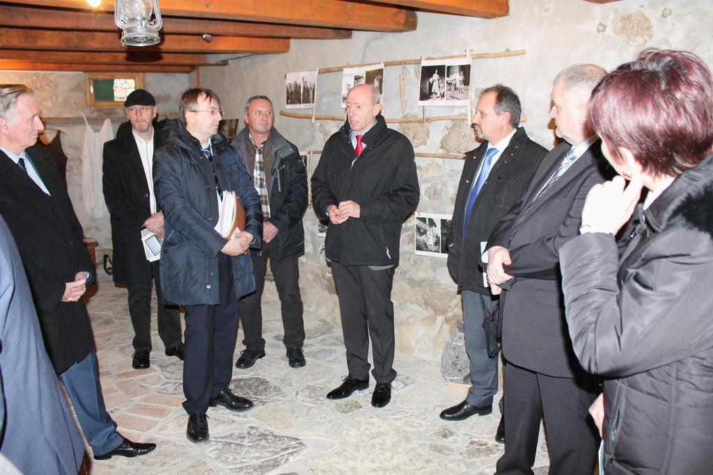Vlada obiskala občino Kobarid